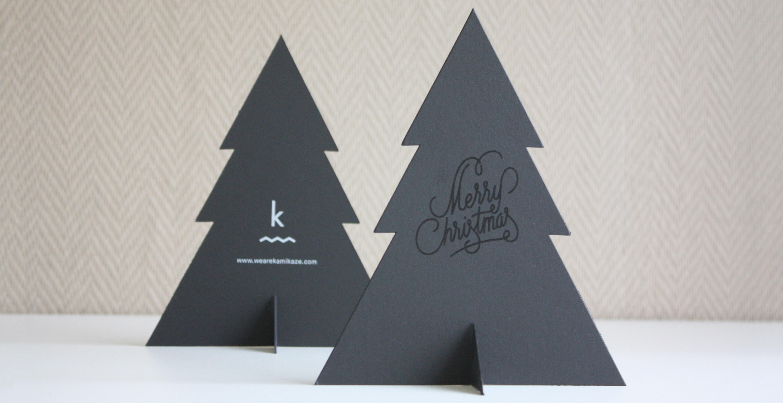 kamikaze Christmas Card 2015