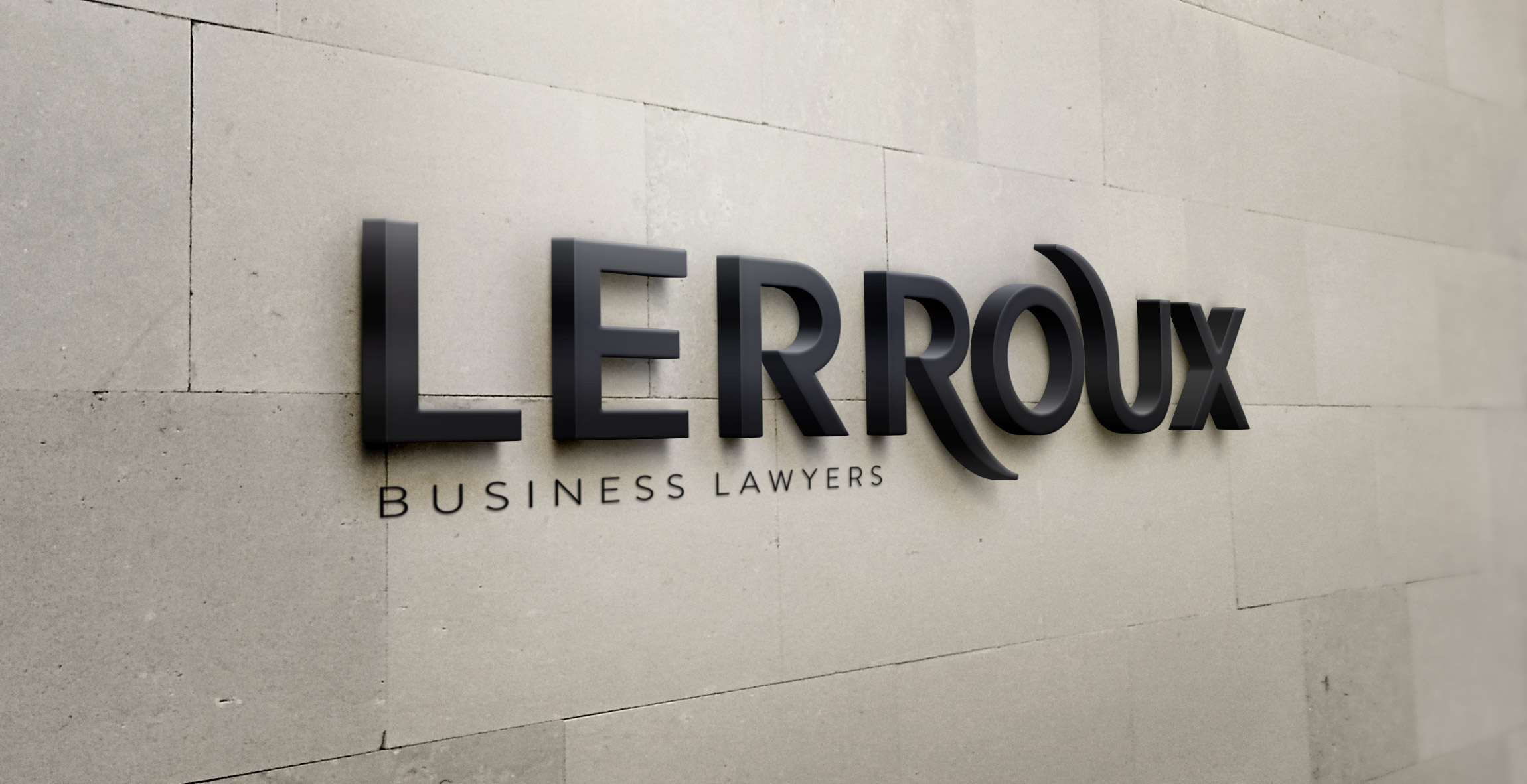 Rediseño de identidad corporativa para Lerroux