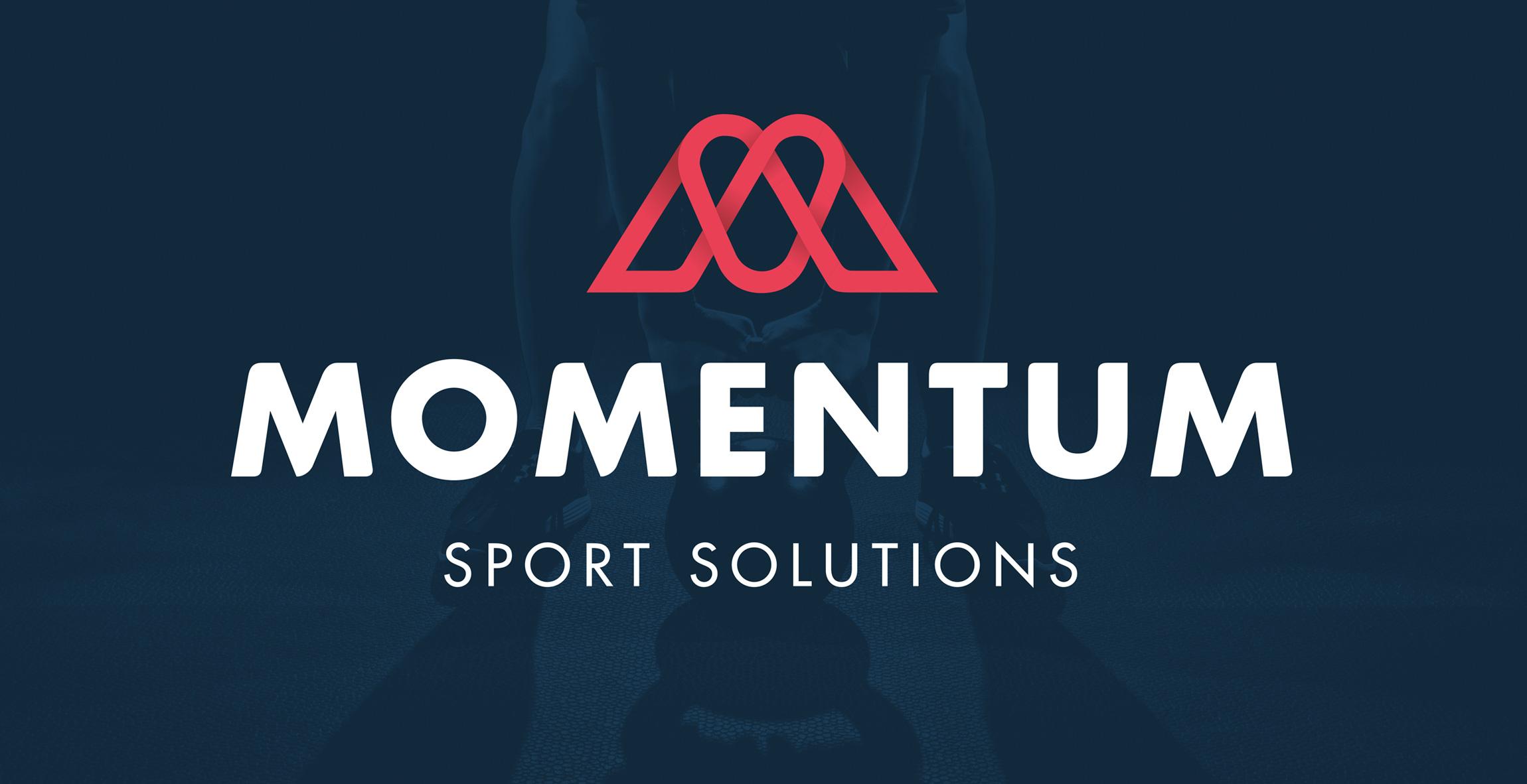 Diseño de logotipo para MOMENTUM
