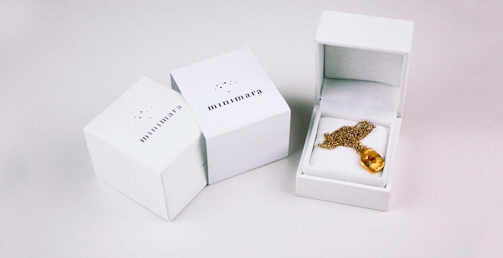 Diseño de packaging para Minimara