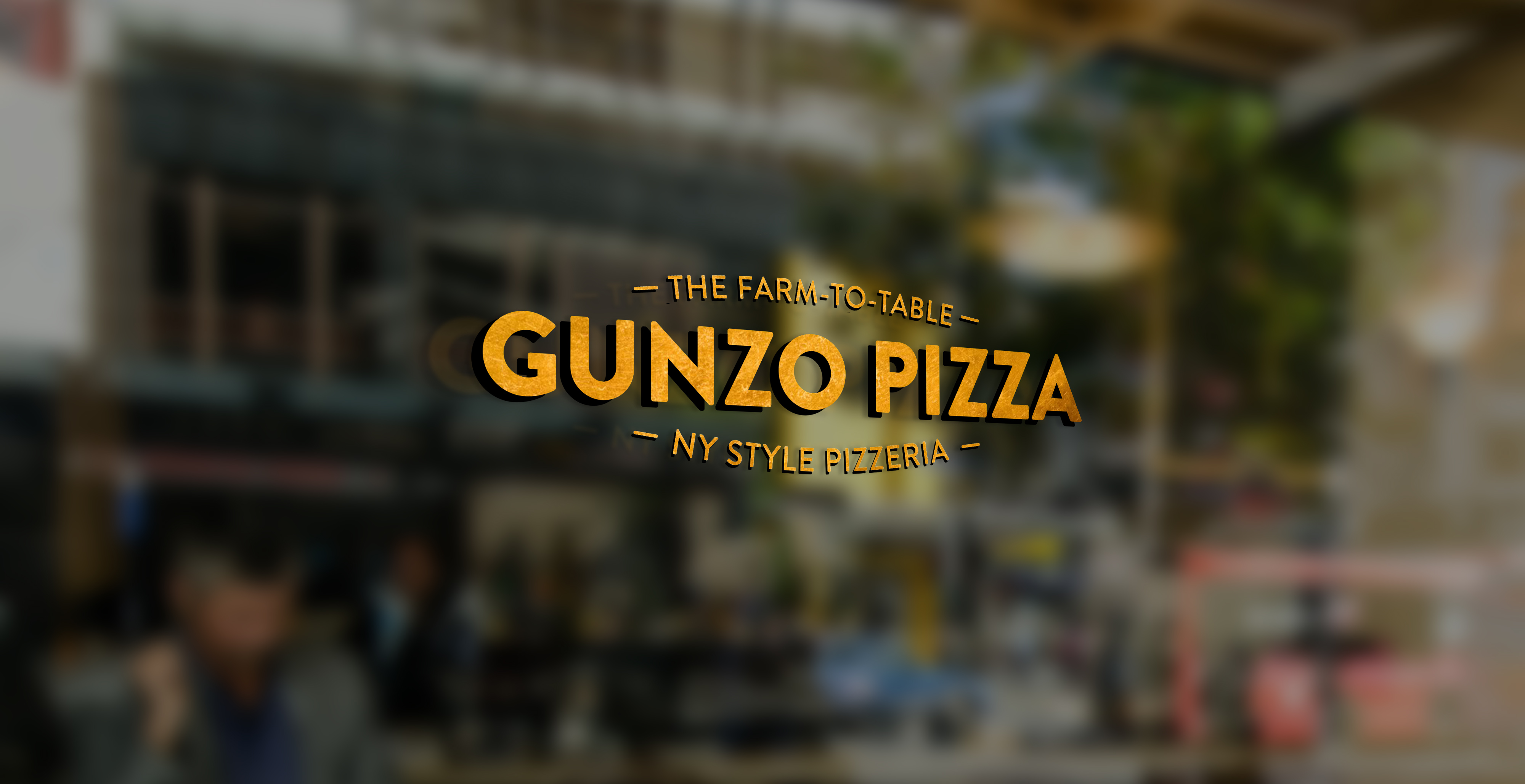 Gunzo Pizza