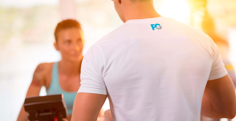 Logotipo para personal trainer
