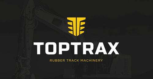 Rebranding de identidad corporativa para TOPTRAX