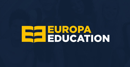 Creación de logotipo para la Universidad Europea de Madrid